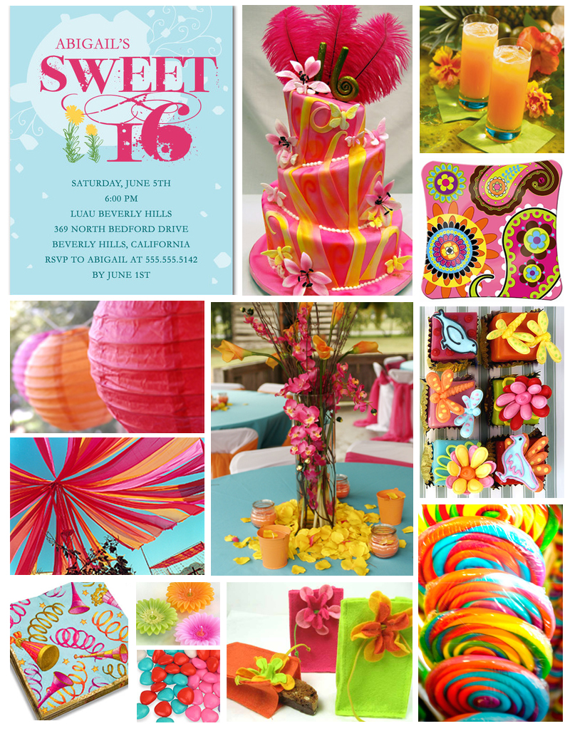 Unique Luau Invitations with adorable invitations example